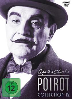 Agatha Christie Poirot Collection 12