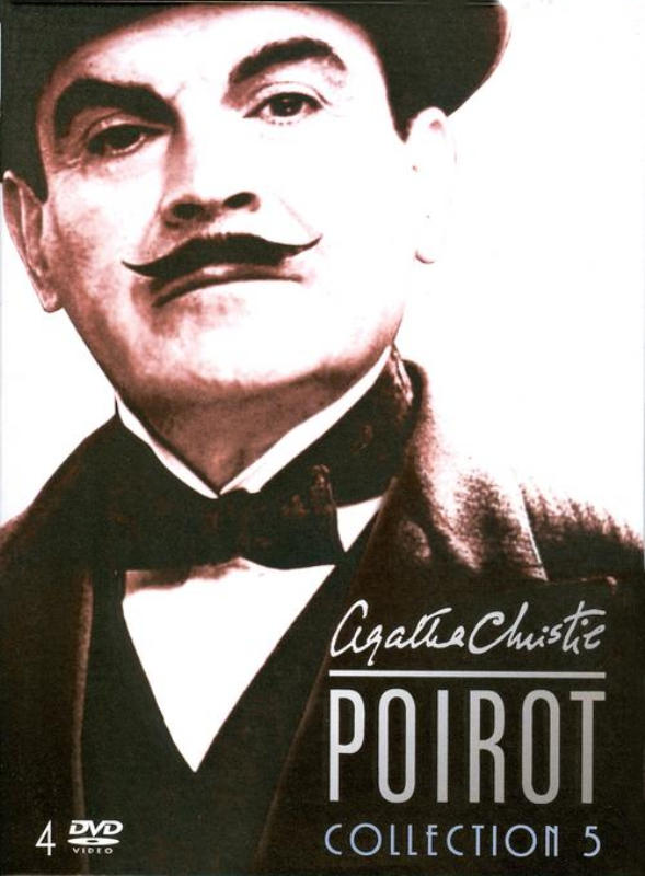 Agatha Christie Poirot Collection 5