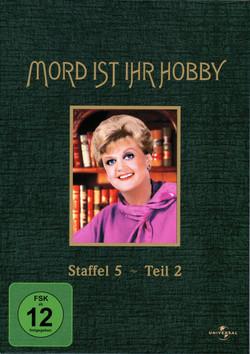 Mord ist ihr Hobby Staffel 5.2