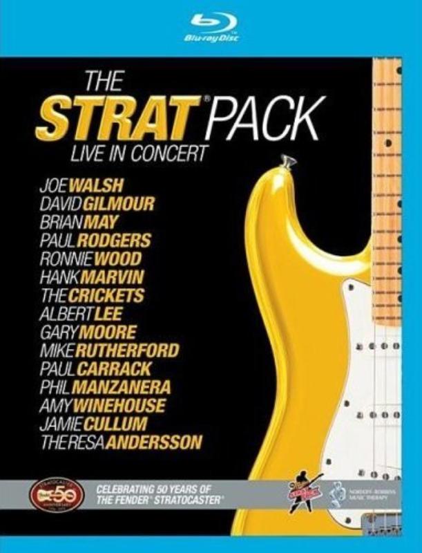 Strat Pack Live in Concert