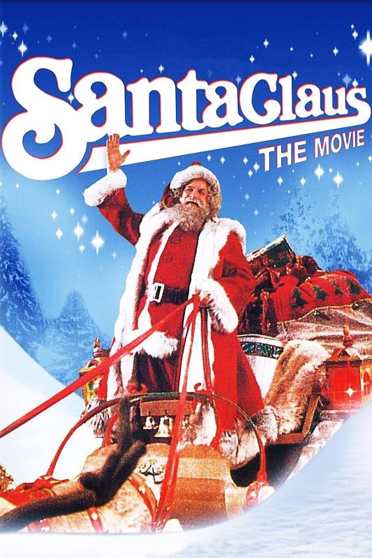 Santa Claus Der Film (Dudley Moore)