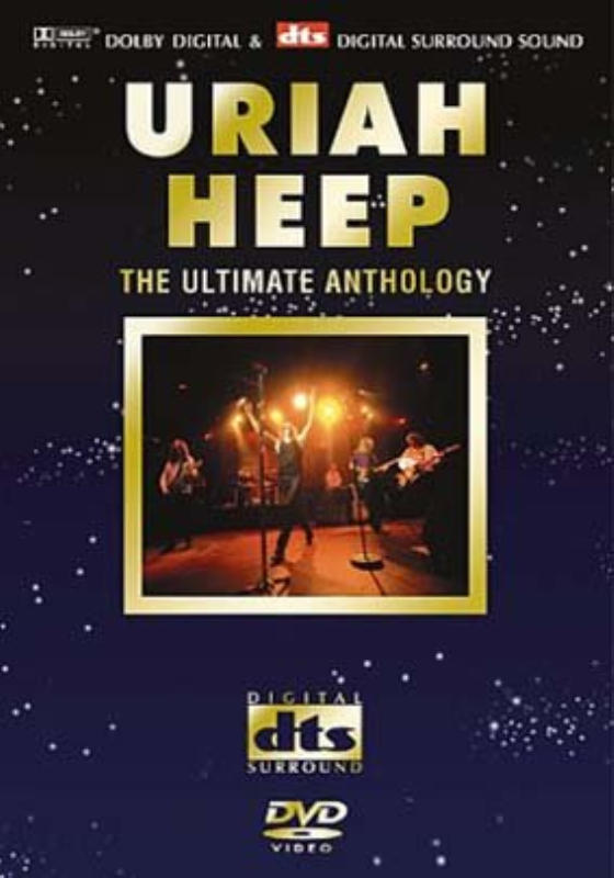 Uriah Heep The Ultimate Anthology