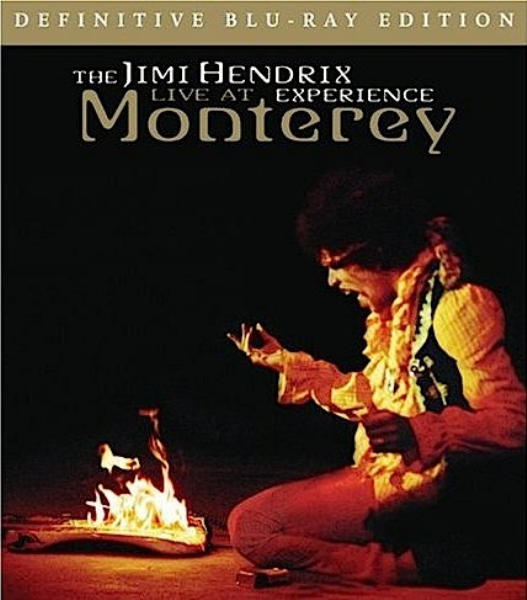 Jimi Hendrix Live At Monterey