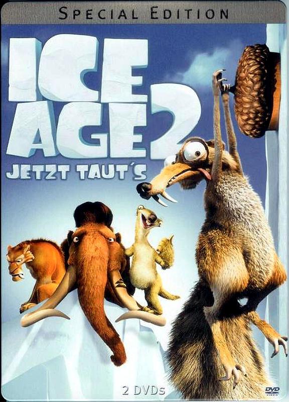 Ice Age 2 Jetzt taut's