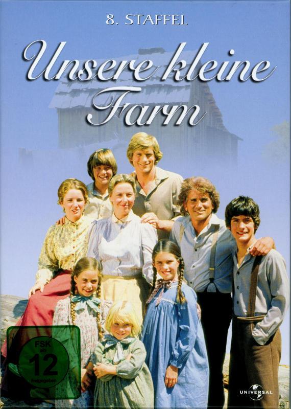 Unsere kleine Farm Staffel 8