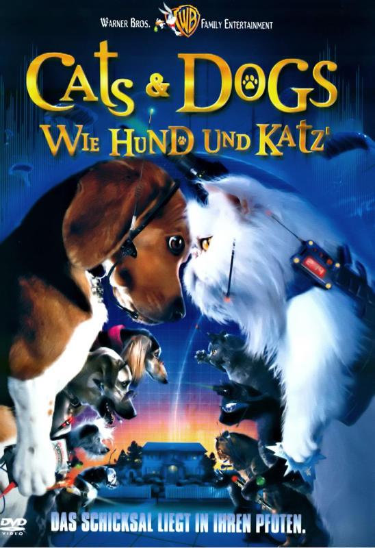 Cats & Dogs Wie Hund und Katz