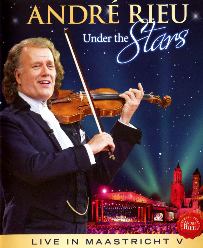 Andre Rieu Under The Stars - Live in Maastricht V
