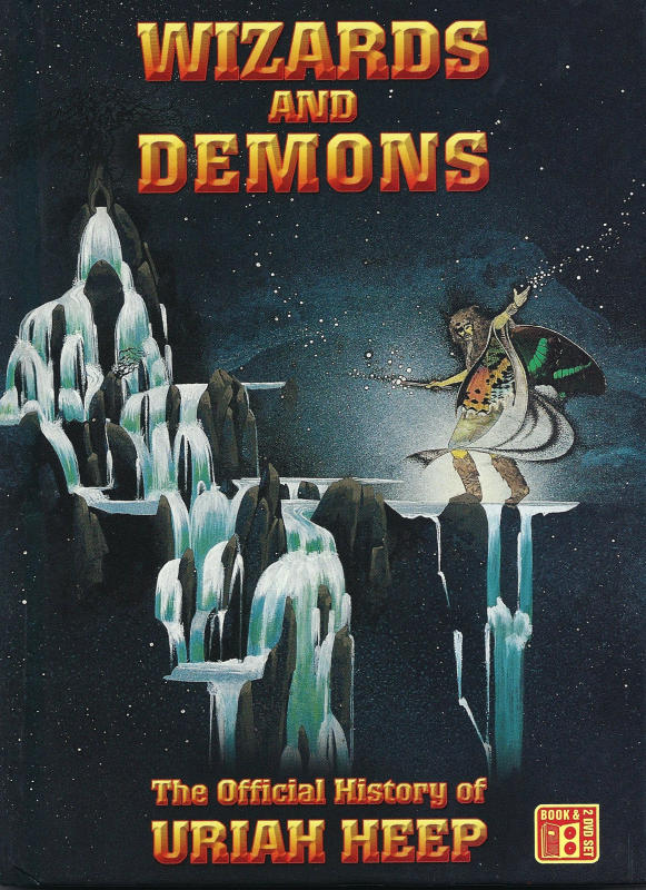 Uriah Heep Wizards and Demons