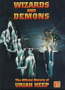 Uriah Heep Wizards and Demons