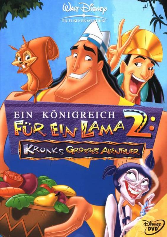 Ein Königreich für ein Lama 2