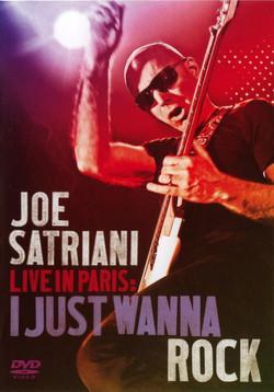 Joe Satriani Live in Paris