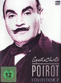 Agatha Christie Poirot Collection 7
