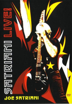 Joe Satriani Satriani Live