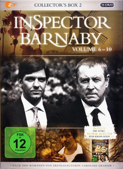 Inspector Barnaby Volume 6-10