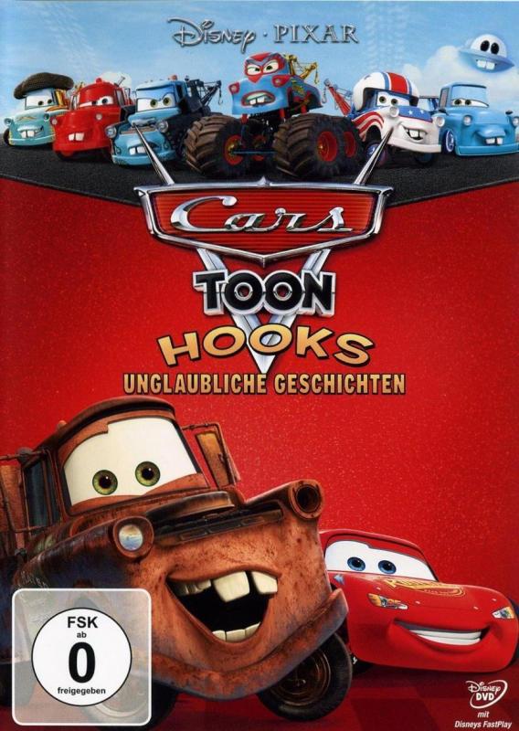 Cars Toon Hooks Unglaubliche Geschichten