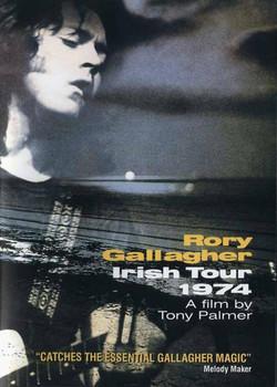Rory Gallagher Irish Tour 1974