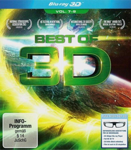 BEST OF 3D Vol. 7-9