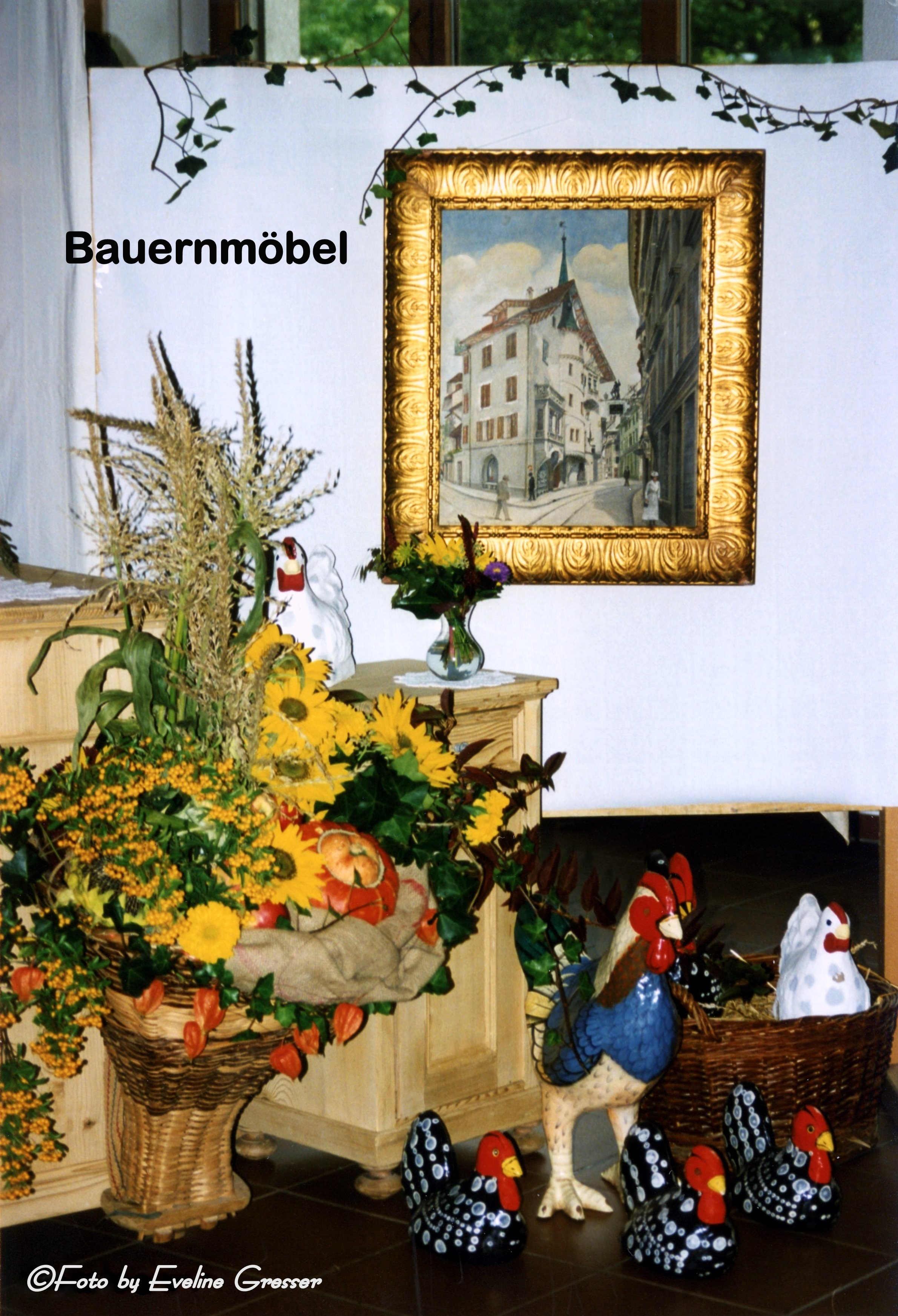 35StandBauernmöbel1850-1900
