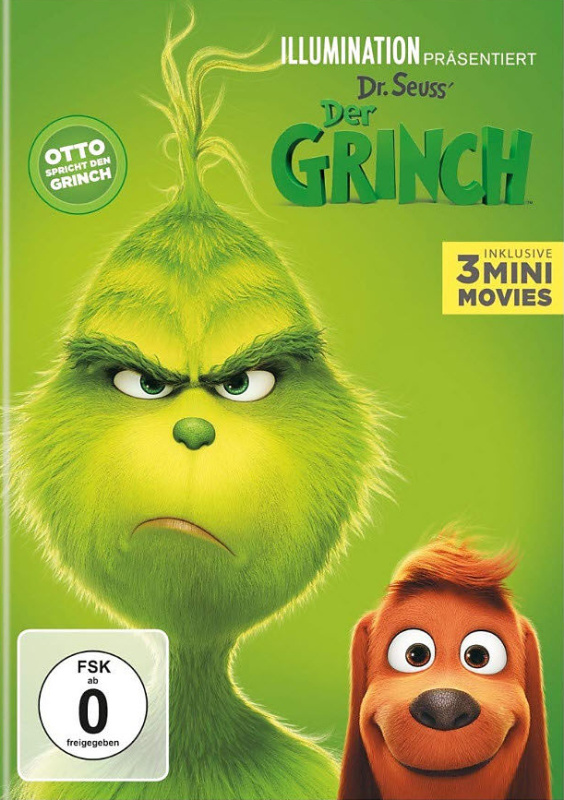 Dr Seuss Der Grinch