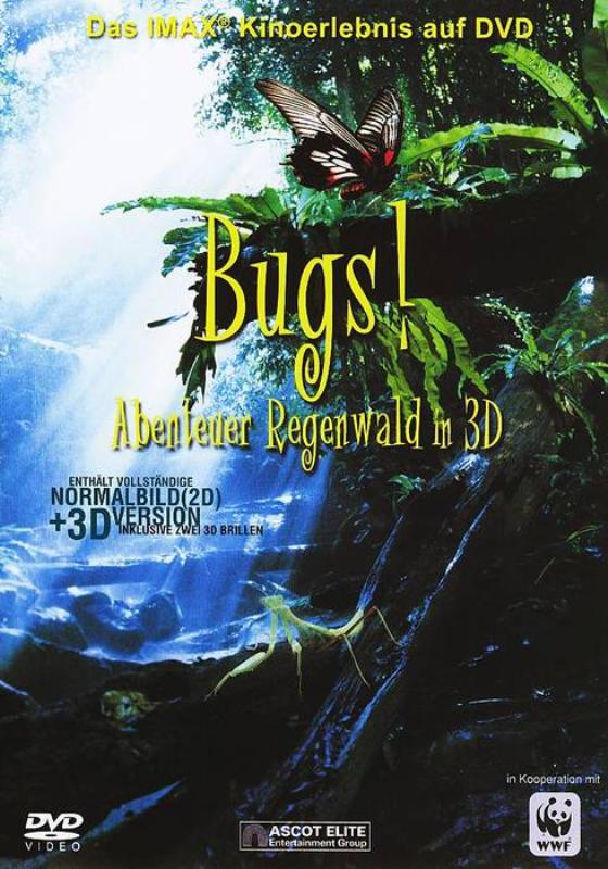 Bugs Abenteuer im Regenwald