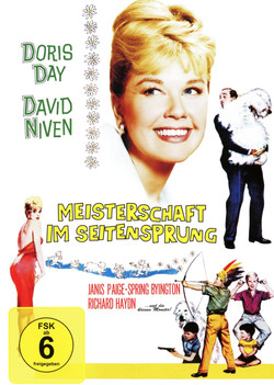 Doris DayMeisterschaft im Seitensprung