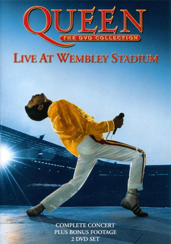 Queen Live At Wembley Stadium