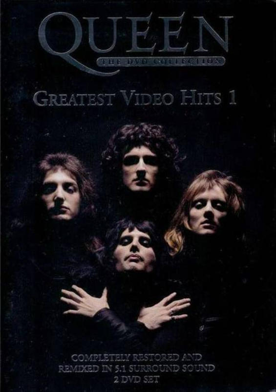Queen Greatest Video Hits 1