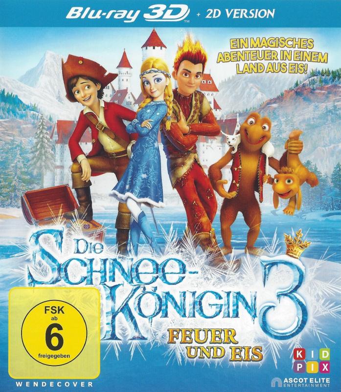 Die Schneekönigin 3
