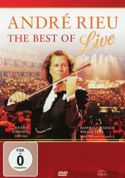 Andre Rieu The Best Of Live