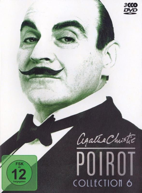 Agatha Christie Poirot Collection 6