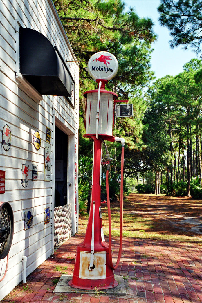 12Gaspump, Heritage Village, Largo, Florida