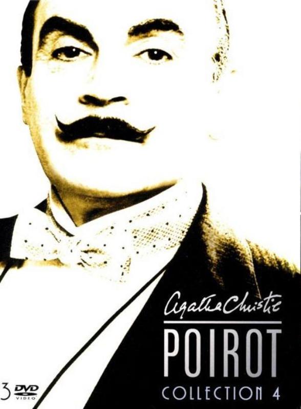Agatha Christie Poirot Collection 4