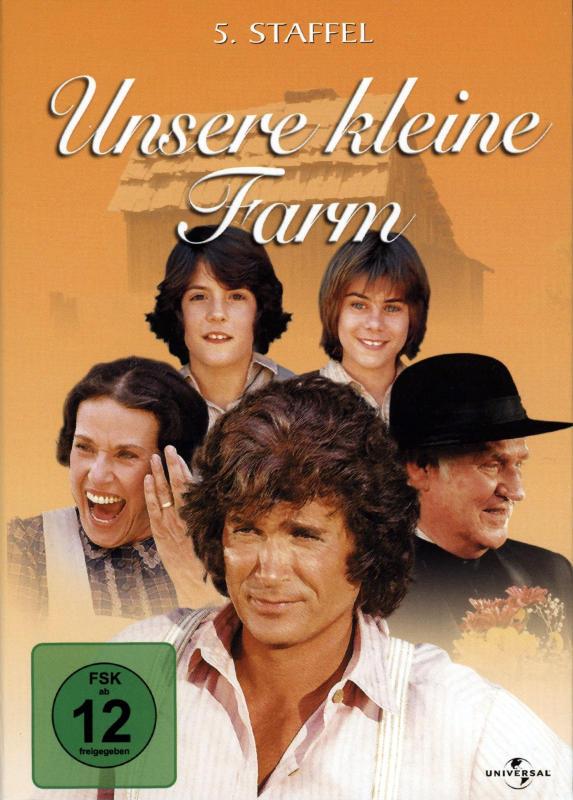 Unsere kleine Farm Staffel 5