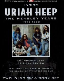 Uriah Heep The Hensley Years