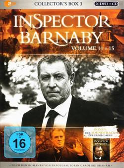 Inspector Barnaby Volume 11-15