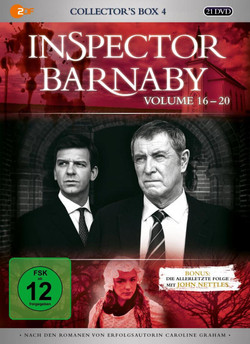 Inspector Barnaby Volume 16-20