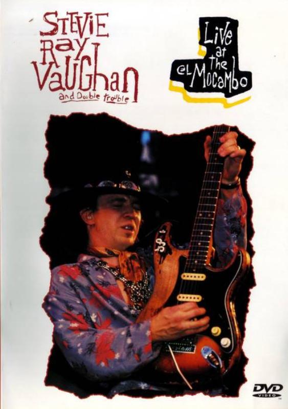 Stevie Ray Vaughan & TD Live At The El Mocambo