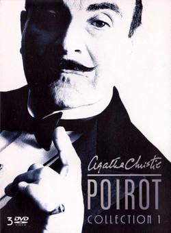 Agatha Christie Poirot Collection 1