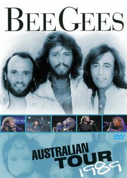 Bee Gees Australian Tour 1989