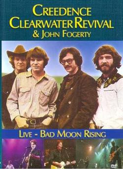 CCR & John Fogerty Live Bad Moon Rising
