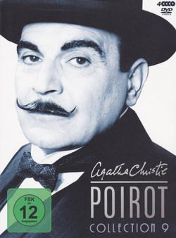 Agatha Christie Poirot Collection 9