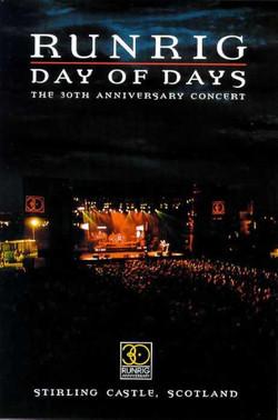 Runrig Day Of Days
