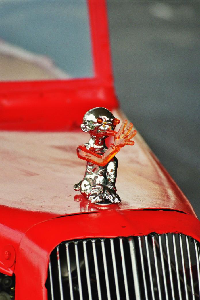 14Sarasota Classic Car Museum, Florida Nänä-nänä-nänänä