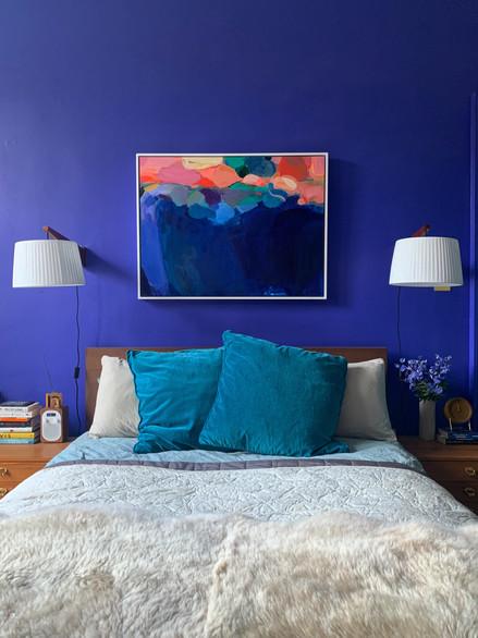 Haymarket, bedroom