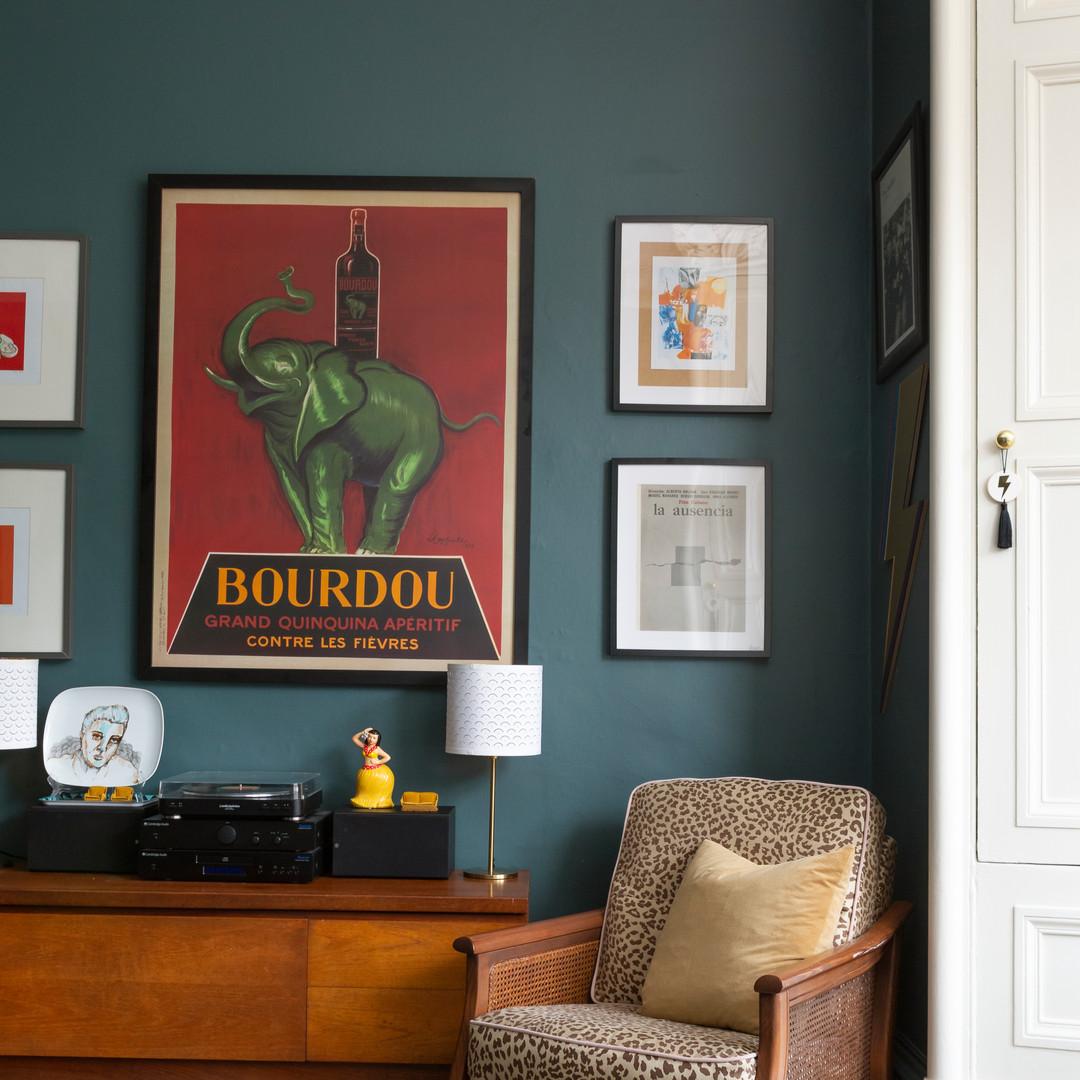 Amy Shirlaw Interiors  photo credit Alix McIntosh