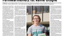 Bieler Tagblatt: Fernwärmenetz ist keine Utopie