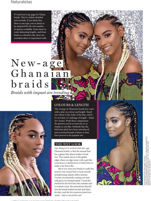 Black Beauty Braids Collection