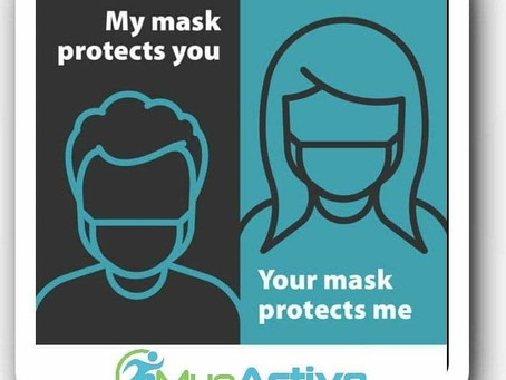 The most effective mask to wear!?