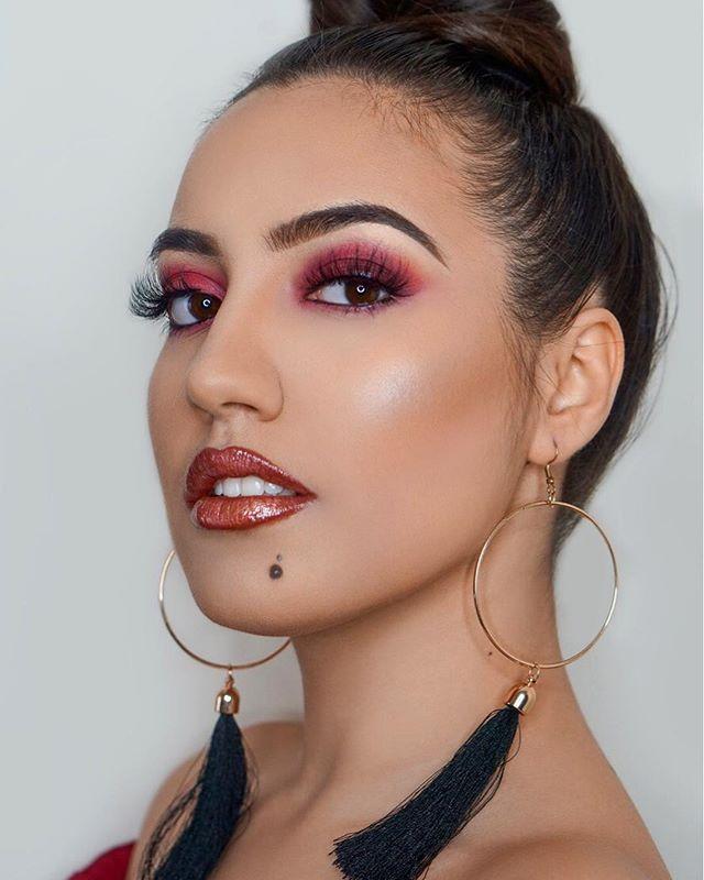 B•E•R•R•Y B•E•A•U•T•Y _Model_ _evegocheva _Photography & Makeup by _jbthemua _#portrait #beauty #mak