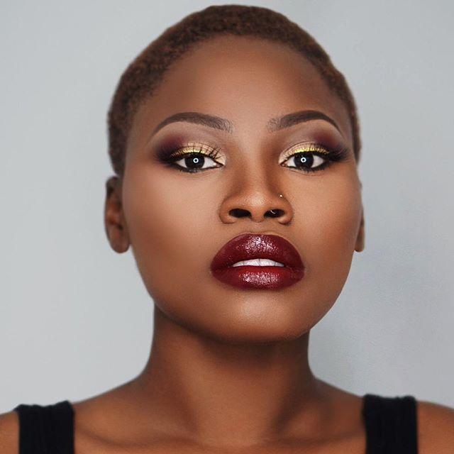 For the season of ❤️_Model_ _dami_bk 😍_Makeup and 📸 by me _Studio_ _lessandrasbeauty_studio .jpg_.